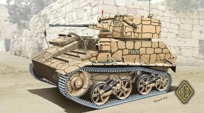 72292 - British Light Tank Mk.VIC 1/72