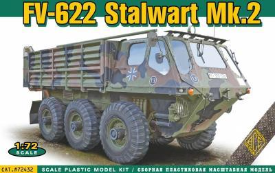 72432 - FV-622 Stalwart Mk.2 1/72