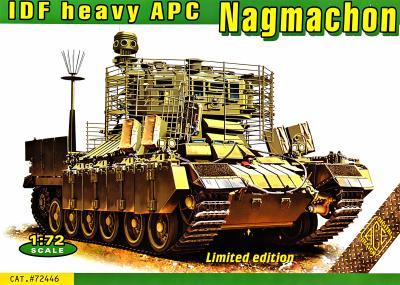 72446 - Nagmachon IDF heavy APC 1/72