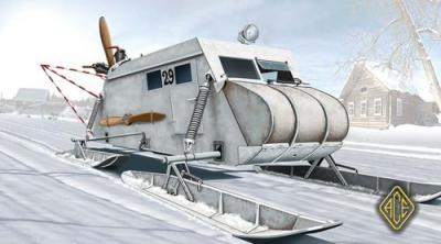 72516 - NKL-16/41 Aerosan 1/72
