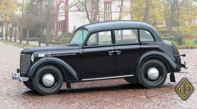 72518 - 1938 Olympia 4 door saloon 1/72