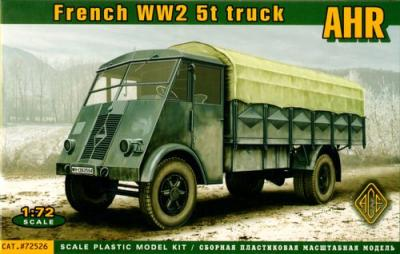 72526 - French 5t truck AHR 1/72