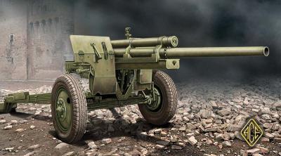 72528 - U.S. 3inch anti-tank gun M-5 on carriage M-1 1/72