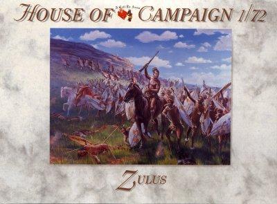 56 - Zulus 1/72