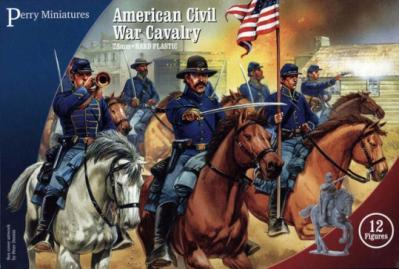 ACW2 - American Civil War Cavalry 28mm