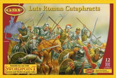 GBP28 LATE ROMAN CATAPHRACTS 28mm