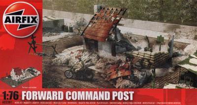 A3381 - Forward Command Post 1/72