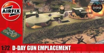 A5701 - D-Day Gun Emplacement 1/72
