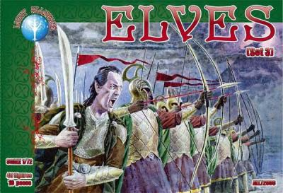 72006 - Elves set 3 1/72