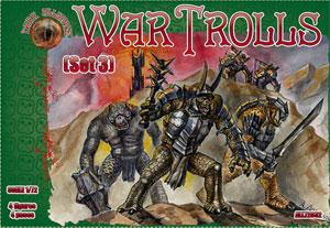 72032 - War Trolls Set 3 1/72