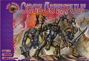 72034 - Orcs catapult 1/72