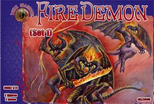 72035 - Fire Demon set 1 1/72