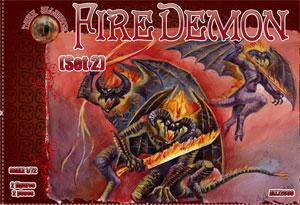 72036 - Fire Demon set 2 1/72
