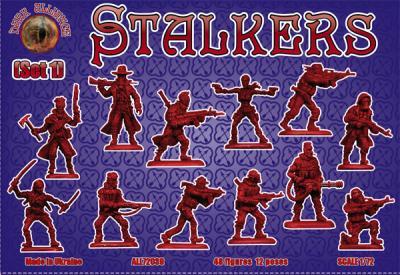 72039 - Stalkers Set 1 1/72