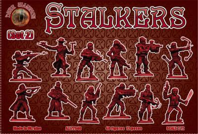 72040 - Stalkers Set 2 1/72