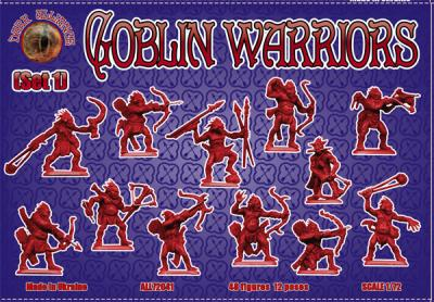 72041 - Goblin Warriors set 1 1/72