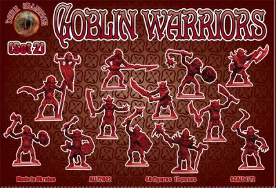 72042 - Goblin Warriors set 2 1/72