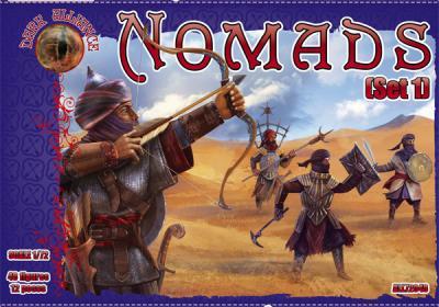72048 - Nomads Set 1 1/72