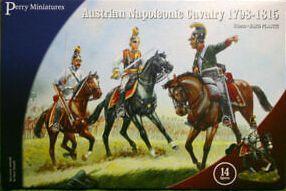 AN80 - Napoleonic Austrian Cavalry 28mm