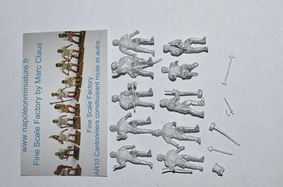 AR10 - Roman road builders 1/72