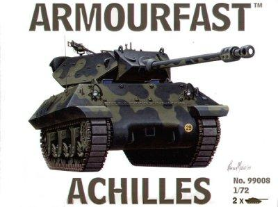 99008 - Achilles US Tank Destroyer 1/72