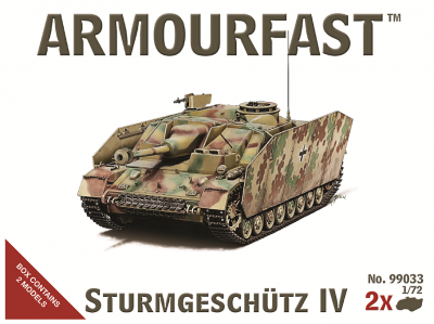 99033 - StuG/Sturmgeschutz IV 1/72