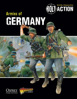German Army Book