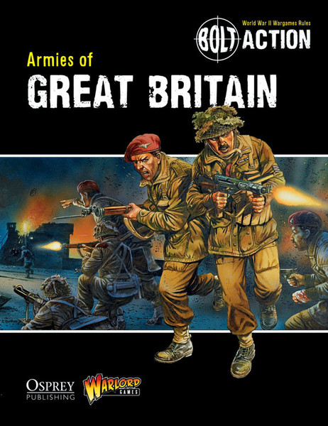 Armies of great britain cover grande