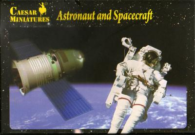 HB21 - Astronauts and Spacecraft 1/72