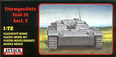 72816 - Sturmgeschutz/StuG.III Ausf.E 1/72