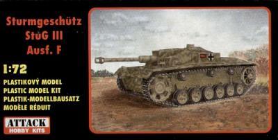 72820 - Sturmgeschutz/StuG.III Ausf.F 1/72
