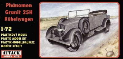 72823 - Phanomen Granit 25H Staff Car 1/72