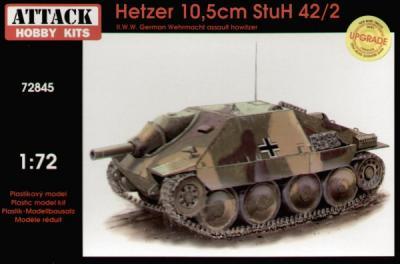 72845 - Hetzer 10.5cm StuH 42/2 1/72