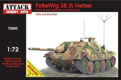 72850 - PzBefWg 38(t) Hetzer 1/72