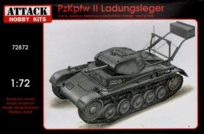 72872 - Pz.Kpfw.II Ladunsleger 1/72