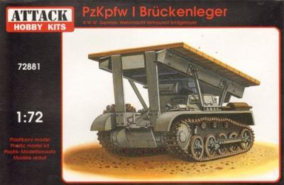 72881 - Pz.Kpfw.I Brueckleger 1/72