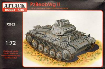 72882 - Panzer Jaeger I 3.7cm self propelled gun 1/72