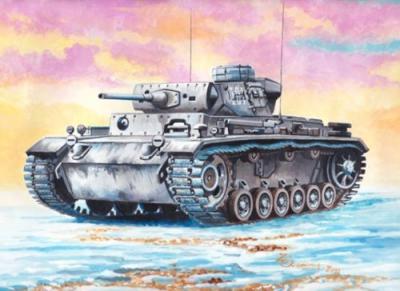 72886 - Pz.Bef.Wg.III Ausf.J 1/72