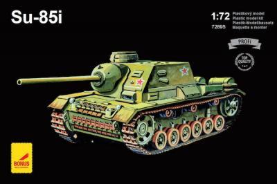 72895 - SU-85I 1/72