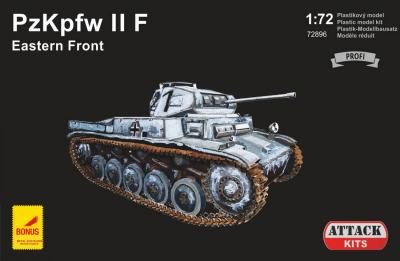 72896 - Pz.Kpfw.II Ausf.F Eastern Front 1/72