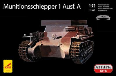 72907 - Munitionsschlepper 1 Ausf.A 1/72