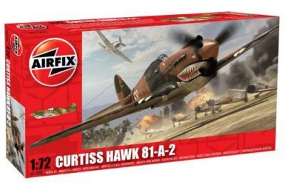 01003 - Curtiss P-40B Tomahawk (Hawk 81-A-2) 1/72