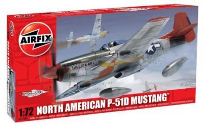 01004 - North-American P-51D Mustang 1/72