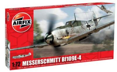 01008 - Messerschmitt Bf 109E-4 1/72