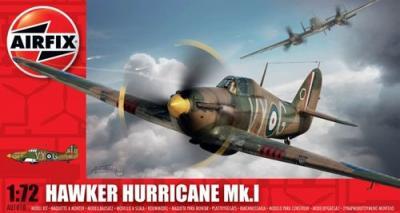 01010 - Hawker Hurricane Mk.I 1/72