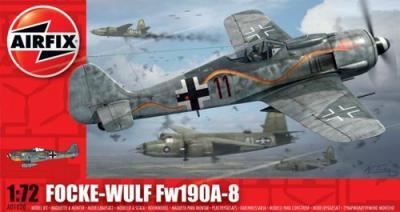 01020 - Focke-Wulf Fw 190A-8 1/72