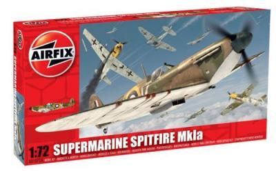 01071A - Supermarine Spitfire Mk.I 1/72