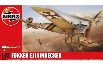 01086 - Fokker E.II Eindecker (late version) 1/72