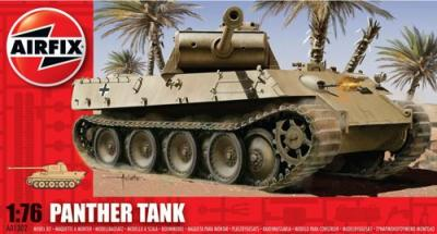 01302 - Pz.Kpfw.V Panther Tank 1/76