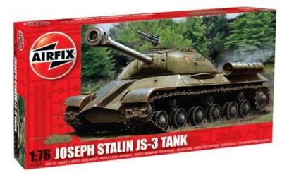 01307 - Russian IS-3 Joseph Stalin Tank Jozef Stalin 1/76